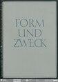 Frontcover Form und Zweck Jahrbuch 1956-1957.pdf