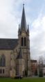 Fulda Fulda Lindenstrasse Christuskirche Steeple s.png