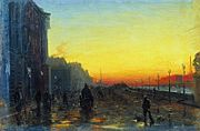Fyodor Vasilyev Dawn in St Petersburg 10994.jpg