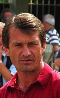 Günter Bittengel Czech soccer player and soccer representant
