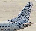 G-OHAJ B737-37Q British Aws FRA 22JUL98 (6241629335) (cropped).jpg