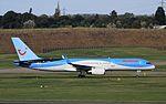 G-OOBN B757-200 Thomson 29-09-16 (30272346132).jpg