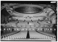 GENERAL VIEW OF AUDITORIUM FROM STAGE - Tivoli Theater, 709-713 Broad Street, Chattanooga, Hamilton County, TN HABS TENN,33-CHAT,8-8.tif