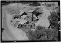 GENERAL VIEW OF BLDGS - Donovan's Mill, Silver City, Lyon County, NV HAER NEV,10-SILCI,1-9.tif