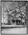 GENERAL VIEW OF FRONT - Robert Withers Massie House, Federal and Tenth Streets, Lynchburg, Lynchburg, VA HABS VA,16-LYNBU,101-1.tif