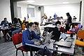 GLAM forum in Yerevan, workshop for wikieditors on Wikidata 29.jpg