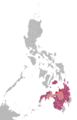 GMA Northern Mindanao coverage area.png