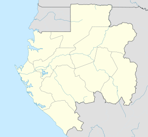 Libreville is located in Gabon