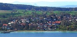 Gaienhofen - Image: Gaienhofen Bodensee