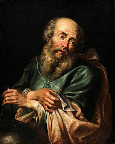 Галилео Галилей, около 1630 Петер Пауль Рубенс