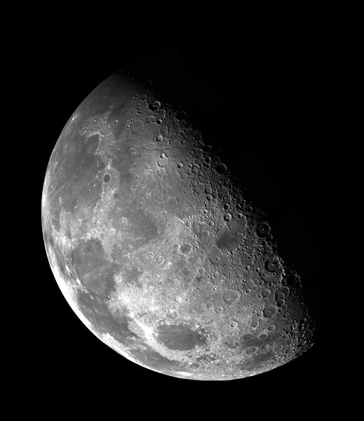 Galileo Images of the Moon, NASA