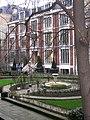Gardens, Staple Inn Buildings WC1 - geograph.org.uk - 1275174.jpg