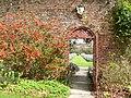 Gardens Parham House - geograph.org.uk - 416454.jpg
