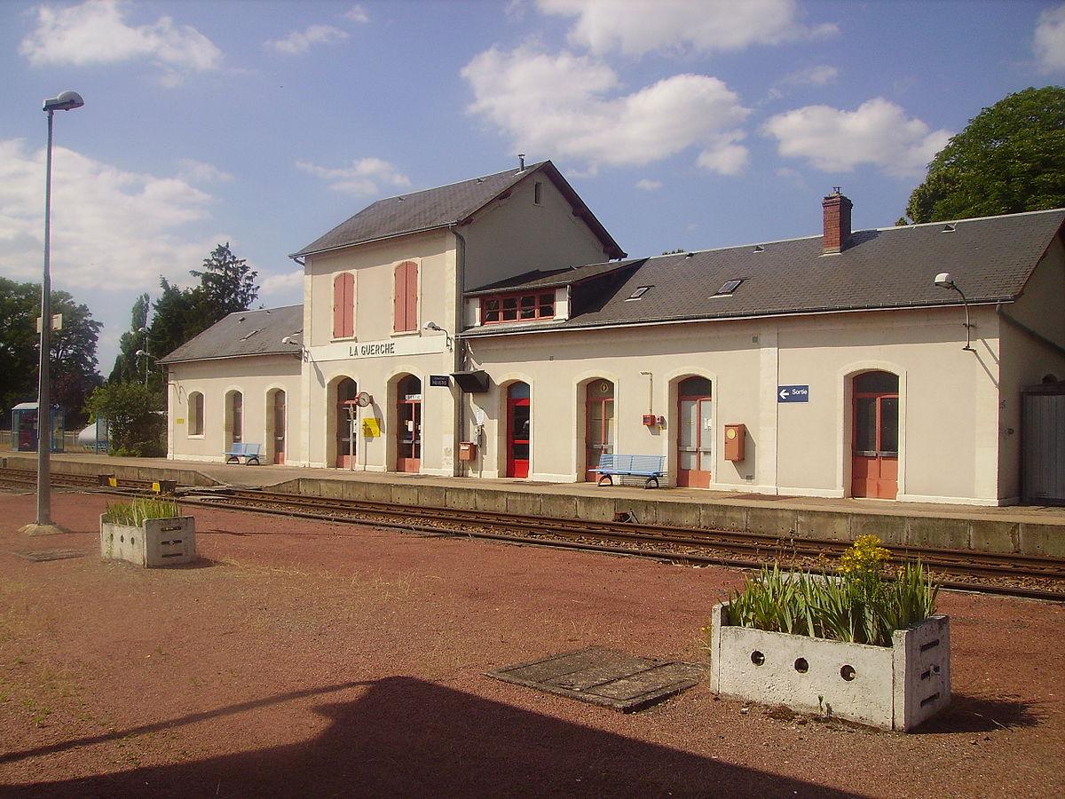 Gare De La Guerche
