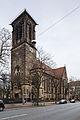 Gartenkirche church Marienstrasse Mitte Hannover Germany.jpg