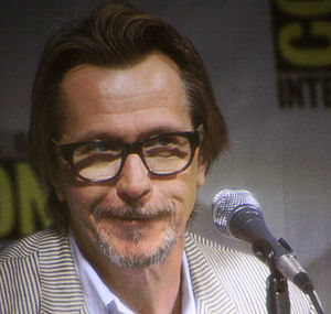 Gary Oldman - Oldman at the 2009 San Diego Comic-Con International