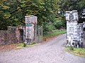 Gate to Torrisdale Castle Estate - geograph.org.uk - 1570812.jpg