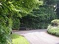 Gated entrance - geograph.org.uk - 810810.jpg