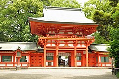 "Gateway of the Hikawa shrine""roumon"".jpg"