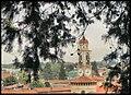 Gazzada - Veduta della cittadina - Campanile della chiesa - panoramio.jpg
