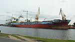 Gdańsk Shiprepair Yard Remontowa – Maersk Line.JPG