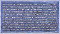 Gedenktafel Am großen Wannsee 58a (Wann) Flensburger Löwe 2.jpg
