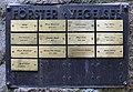 Gedenktafel Försterweg (Tegel) Förster vom Tegelsee.jpg