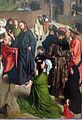Geertgen tot sint jans, resurrezione di lazzaro, 1480-85 ca. 03.JPG
