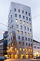 Gehry-Tower office building Goethestrasse Reuterstrasse Mitte Hannover Germany.jpg