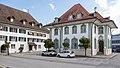 """Gemeindehaus und """"Alte Kasse"""" in Wangen an der Aare.jpg"""