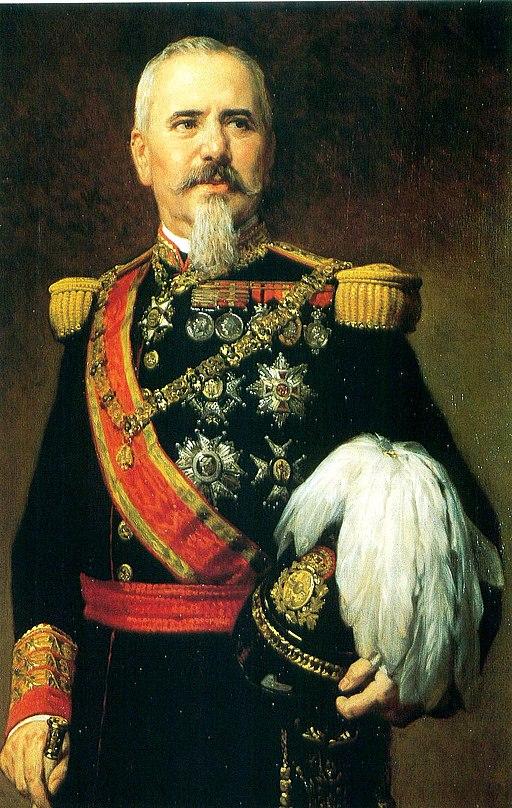 General Arsenio Martínez Campos (1831-1900)