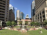 General Post Office seen from Post Office Square, Brisbane, Queensland 02.jpg