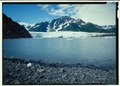 General view - Pederson Lagoon and Glacier, Seward, Kenai Peninsula Borough, AK HALS AK-4-1 (CT).tif