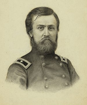John G. Mitchell (general) -  Portrait of John G. Mitchell by Alden Finney Brooks.
