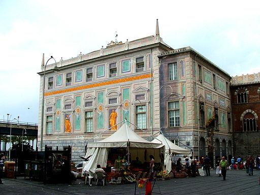Genova-Palazzo San Giorgio-DSCF7689