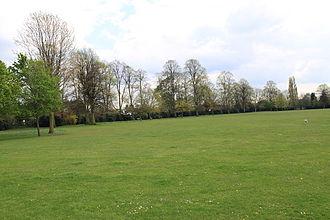 Carlisle Park - The park in 2012