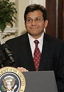 George W Bush and Alberto Gonzales.cropped.2
