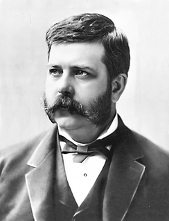 George Westinghouse 19th century American inventor and businessman