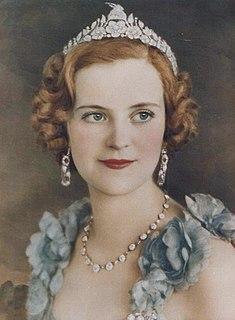 Geraldine of Albania Queen consort of the Albanians