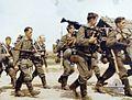 German soldiers marching in Russian summer.jpg
