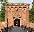 Germersheim hatte ursprünglich nur zwei Eingänge, nämlich das Ludwigstor (Deutsches Tor) im Nordwesten und das Weißenburger Tor (Französisches Tor) im Osten. - panoramio.jpg