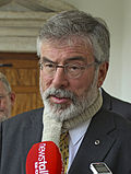 Gerry Adams in 2013
