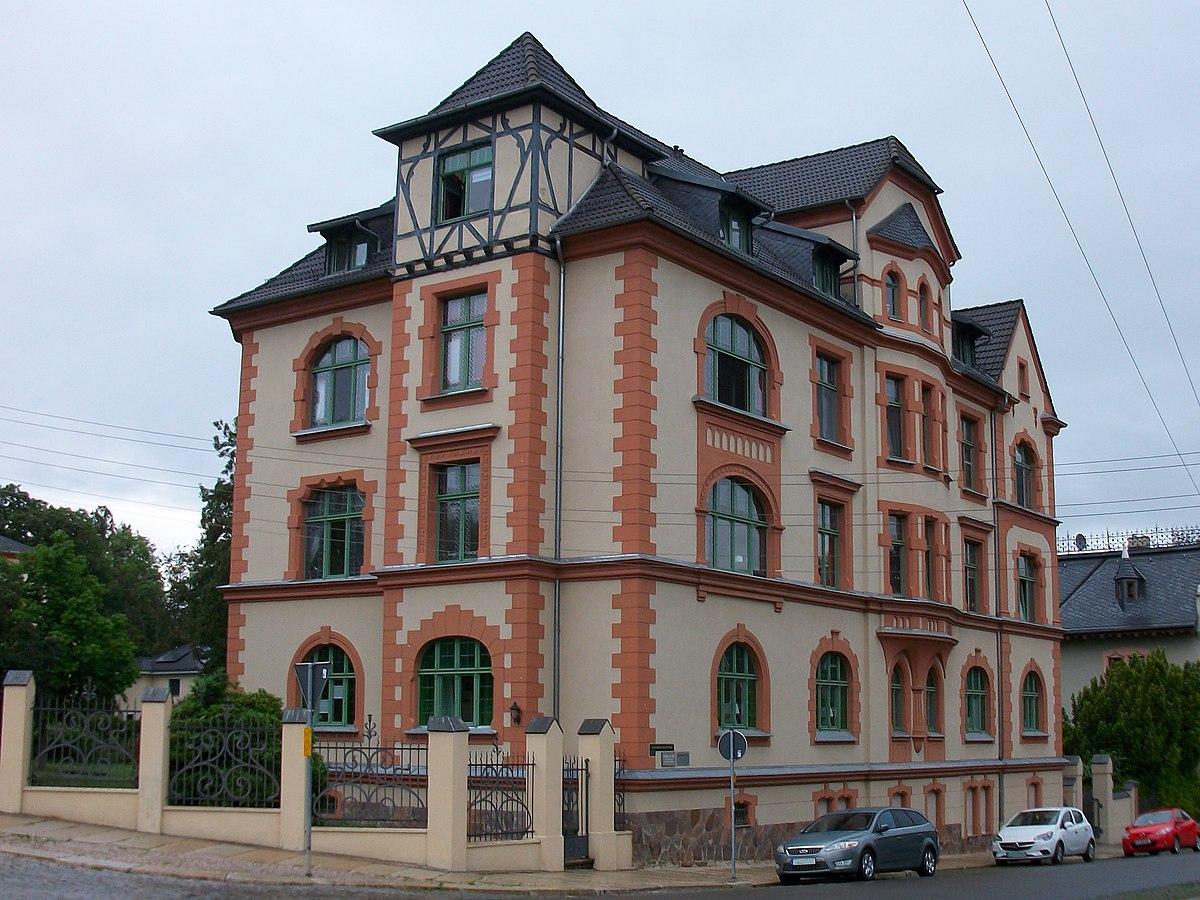 Geschwister Scholl Straße Halle