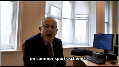 File:Getting to know The Welsh Language Commissioner- Aled Roberts with En subtitles.webm