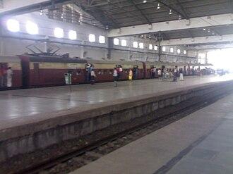 Ghansoli - Ghansoli Railway Station