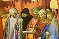 Gherardo starnina, decollazione di una santa, forse margherita, 1409 ca. 02.jpg
