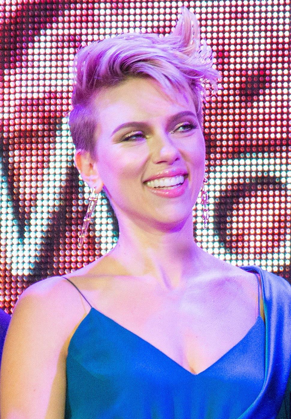 Ghost In The Shell World Premiere Red Carpet-Scarlett Johansson (37147912300)