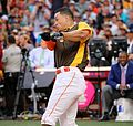 Giancarlo Stanton competes in final round of the '16 T-Mobile -HRDerby (28535732766).jpg