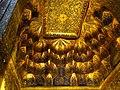 Gilded Ceiling of Lantern Hall - Sheikh Safi Mausoleum - Ardabil - Iranian Azerbaijan - Iran (7420730946).jpg