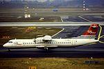 Gill Air ATR-72 G-BWDA at AMS (15949325487).jpg